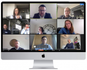 Grunwerg joined housewares suppliers in a virtual round table to discuss the impact of Covid-19