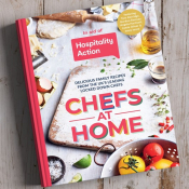 Grunwerg Support Hospitality Action with 'Chefs at Home' Book Launch