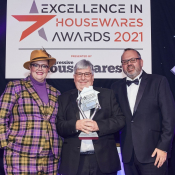 David Grunwerg Wins Outstanding Achievement Award at Excellence in Housewares 2021