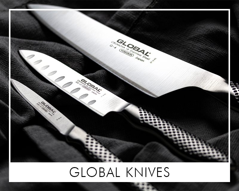 See our Global Knives range