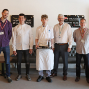 Grunwerg supports Star Chef Competition at Halesowen College