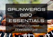 Grunwerg's BBQ Essentials
