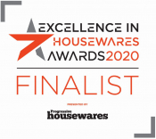 Finalist at the Excellence in Housewares Awards 2020!