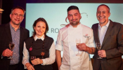 Luke Selby takes the crown of the Roux Scholarship 2017!