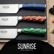 Introducing Sunrise by Rockingham Forge